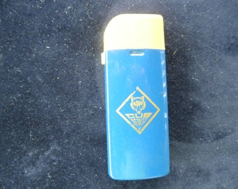 Vintage 1960's  Cub Scouts Flashlight Boy Scouts Bsa Vintage Scout Collectible