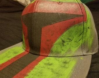 Boba Fett custom snapback