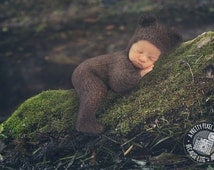 digital background for newborn composites of mossy tree limb in water