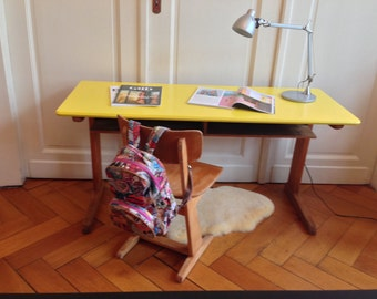 Desk school CASALA school home desk with Chair