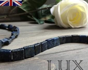 10x10mm Blue Lapis