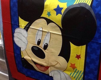Minnie Mouse Mickey Mouse Quilt