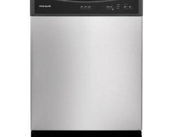 Stainless Steel Skin Dishwasher Magnet cover 24x24 in.