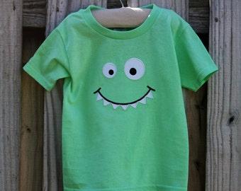 Monster Face Onsie/Tshirt