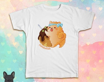 Pomeranian Takoyaki T-Shirt