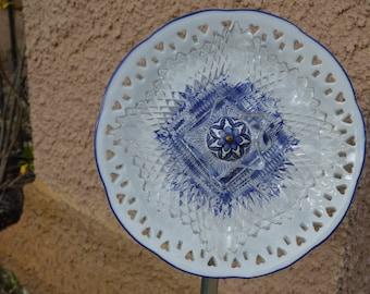 Blue Plate #4