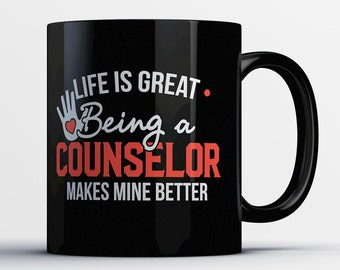 Counselor Gift - Counselor Mug - Funny Counselor Coffee Cup