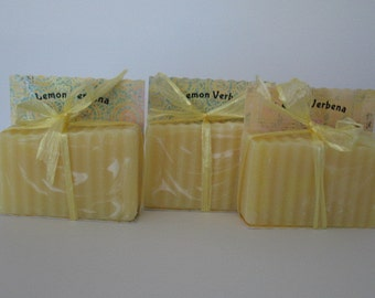 Lemon Verbena Handmade Soap