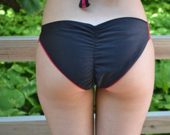 Red and Black Bottoms