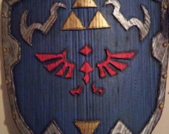 The Legend of Zelda Hylian Shield