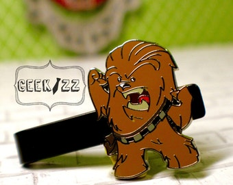 Chewbacca StarWars Disney tieclip