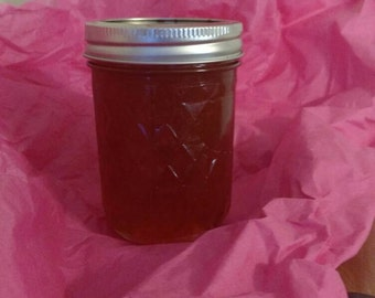 Homemade Pear jam (8oz)