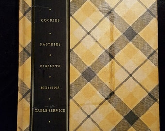 Vintage Cook Book for Bakers