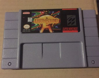 Earthbound snes reproduced