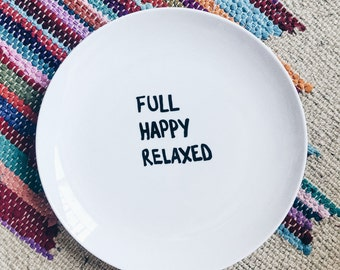 Full x Happy x Relaxed
