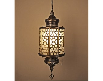 ottoman hanging lamp