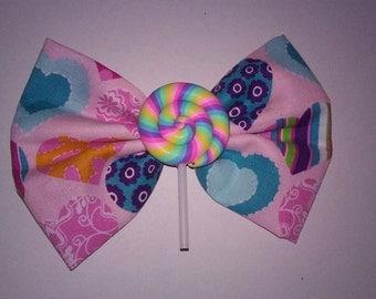Lolita lollipop hairbow