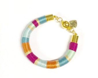 Coral Reef Multicolored Bracelet