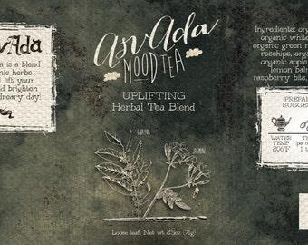 Mood Tea (organic wellness blend)