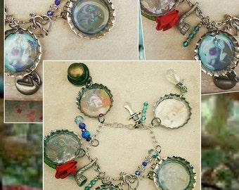 Alice in Wonderland Bracelet