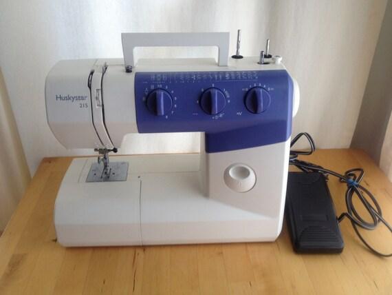 sewing machine huskystar