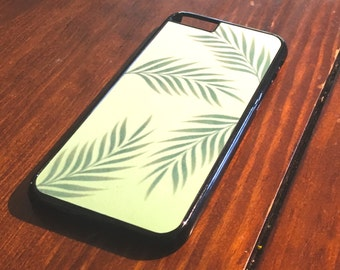 Palm Leaves iPhone Case for 5, 5s, 6, 6s, 6 plus & 6s plus
