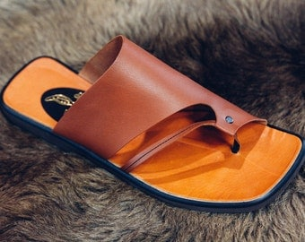 Kangaroo Leather Sandals