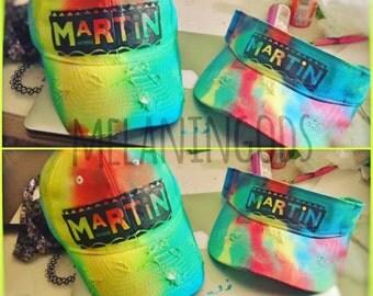 Martin Hat & Visor