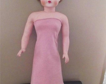 Original Darling Debbie Doll Rubber Plastic Excellent Condition