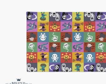 Halloween Table Runner | Halloween Party Decor | Halloween Table Decor | Halloween Decorations | Halloween Gift