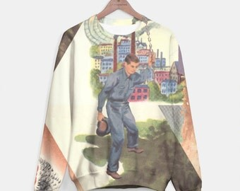 Industry Sweater