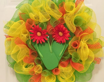 Summer Fun Wreath