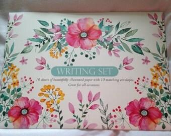 Writing sets
