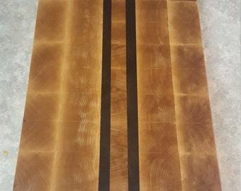 Maple End Grain Cutting Board