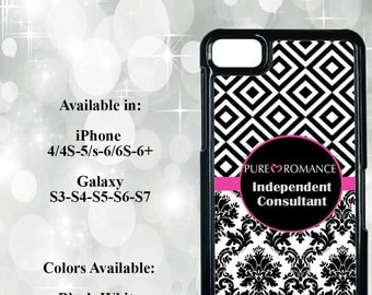 Pure Romance Consultant Cell Phone Case Personalized Many Models