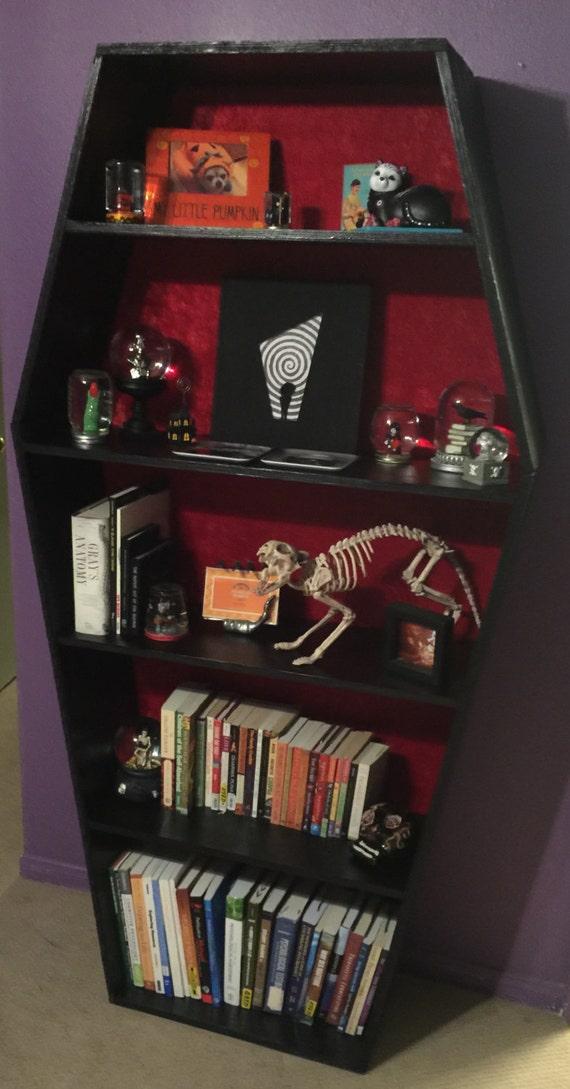 Gothic Book Shelf