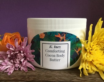 Comforting Cocoa Body Butter