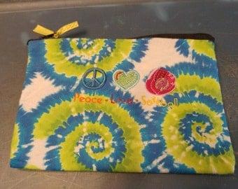 Handmade Embroidered Softball bag