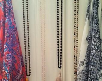 Custom Mala Bead Necklace