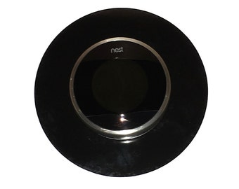 Nest Thermostat wall plate (6 inch round)