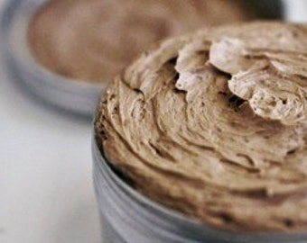 Whipped Chocolate Body Frosting