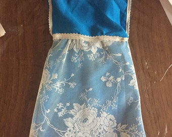 Old Fashioned Lace Child's Dress