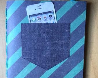 phone pocket journal