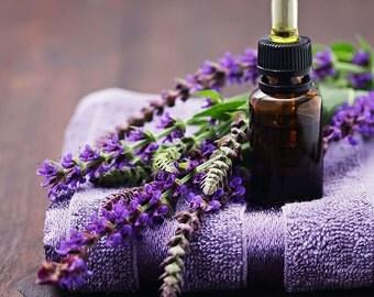 SALE! Pure Lavender Essential oil - 30 ml
