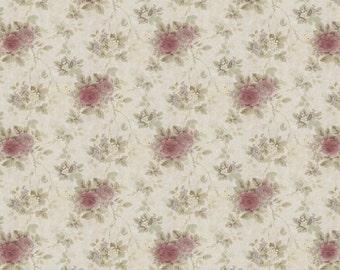Vintage Rose / Digital Paper