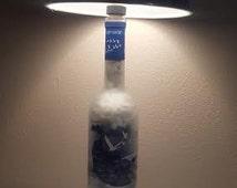 Stunning Grey Goose Vodka Lamp!!