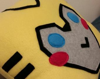 Transformers Bumblebee Pillow