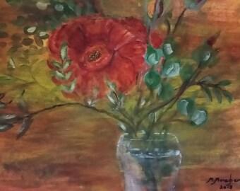 Rose bouquet  #66