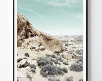 Desert Art, South Western Decor, Neutral Wall Art, Arizona Desert Mountain Photography, Minimal photo, Desert Wall Art, Scandinavian art