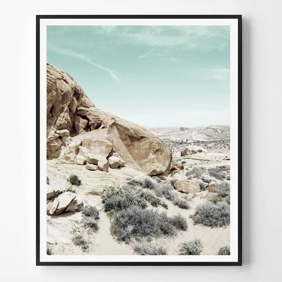 Desert Decor Western Espagne: Desert Art South Western Decor Neutral Wall Art Arizona